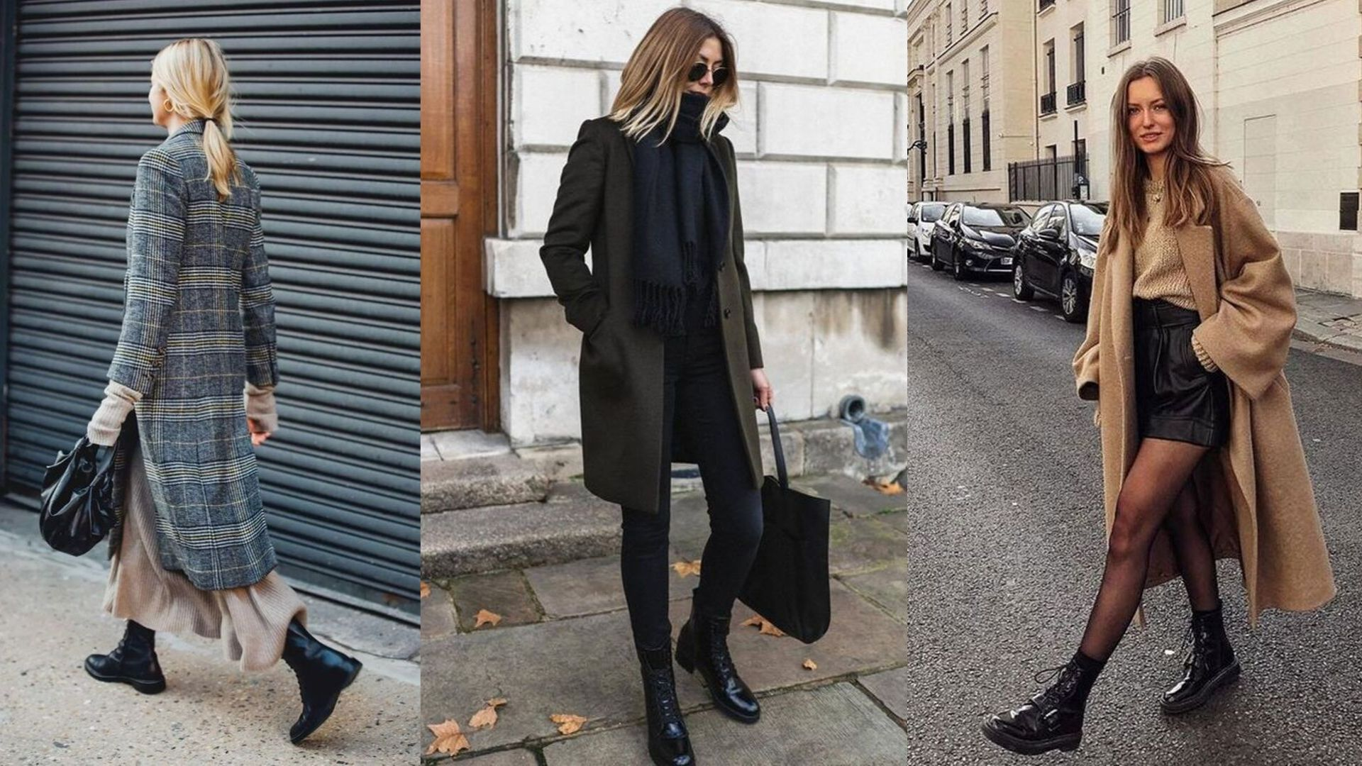 Buty damskie: jakie wybierać i jak je nosić w jesiennych